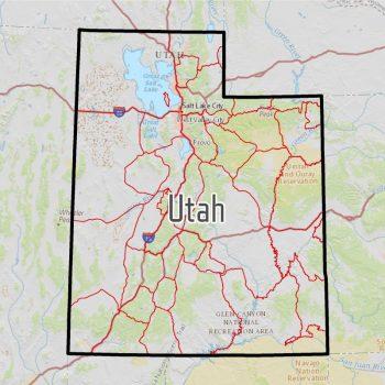 Utah Hunting Maps